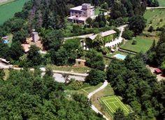 Vakantieverbijf Castello di Santa Cristina, lazio - Kastelen & Relais