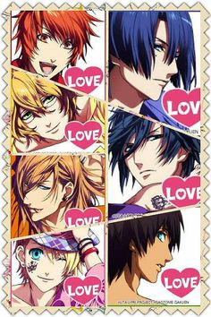 UtaPri ~~ Love, love, love! :: STARISH