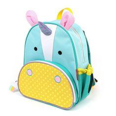 Skiphop back to school. Tutete.com  #unicorn #SkipHopmochilas #unicornio #mochilasmolonas