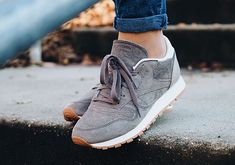 """Reebok Classic Leather """"Bread and Butter"""""""