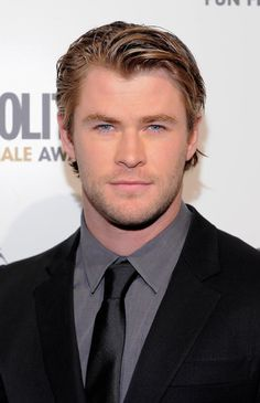 Chris Hemsworth = Christian Grey?