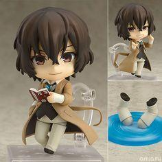 AmiAmi [Character & Hobby Shop] | Nendoroid - Bungo Stray Dogs: Osamu…