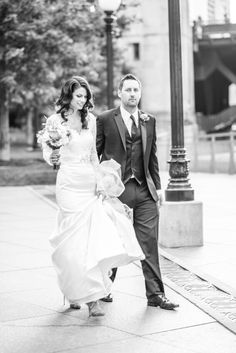 Perfect Chicago wedding ♡