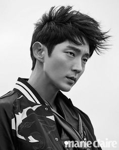 "Lee Joon Gi Talks About Upcoming ""Criminal Minds"" Remake In Magazine Pictorial 