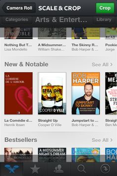 iTunes New and Notable 4 weeks and counting Bob Harper, Itunes, Counting, Reading, Word Reading, Reading Books, Libros