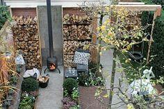 Idee uit eigen huis en tuin