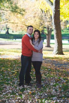 Fall Family Photo Session | Huntley, IL - Landapixel Photography
