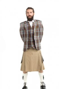 Have a Positive Wednesday 😜 Perfect Outfit for your perfect day Tap on the link and see the Magic! #scottishkiltshop #scottishkilt #kilt #kiltshop #kiltsformen #scottish #mensfashion #malestyle #kiltedmen #customtartan Kilt Shop, Leather Kilt, Utility Kilt, Scottish Kilts, Tartan Kilt, Men In Kilts, Color Combinations, Custom Made, Blues