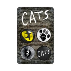 Jellicle Cats, Cats Musical, Theatre, Buttons, My Favorite Things, Musicals, Theater, Plugs, Button