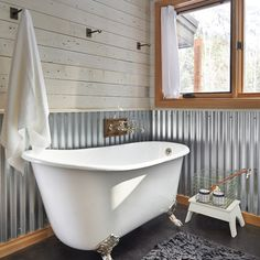 10 Beautiful Ways to Use Rusted Sheet Metal in Your Home - Page 12 of 12 -