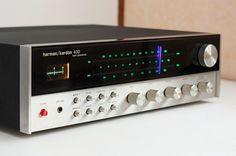 Ampli/tuner HARMAN KARDON HK430