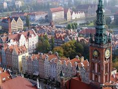 Gdansk - Vista desde la catedral