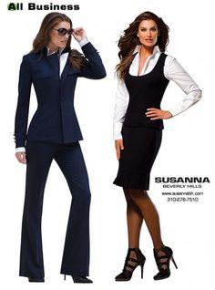 Haute Couture Fashion Suits #susannabh #dressforsucess #businessfashion