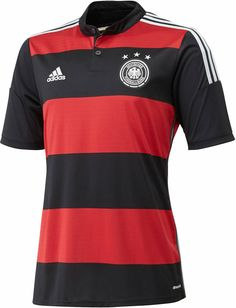 Germany 2014 World Cup adidas Away Shirt (Official)