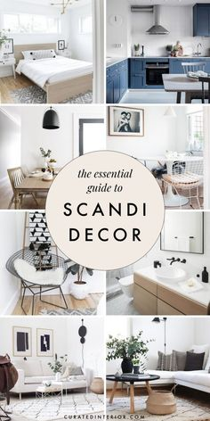 The Essential Guide to Scandinavian Decor: Learn how Scandinavian decorating can give you the minimalist home of your dreams! The Essential Guide to Scandinavian Decor: Learn how Scandinavian decorating can give you the minimalist home of your dreams! Living Room Scandinavian, Scandinavian Home Interiors, Scandinavian Style Home, Scandinavian Interior Design, Minimalist Scandinavian, Scandinavian Furniture, Nordic Design, Nordic Style, Interior Design Minimalist