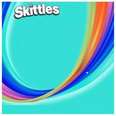 Stare at the dot for 30 seconds. Then look at a white wall. I hate skittles, but this is so cool!
