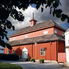 Renlund museum - The Provincial Museum of the Central Ostrobothnia, Museum Quarter. Kokkola, Central Ostrobothnia province of Western Finland - Keski-Pohjanmaa Wooden Houses, Monuments, Norway, Buildings, Interiors, Country, House Styles, Nature, People