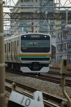東海道線!