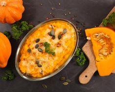 Gratin de potiron au fromage blanc : http://www.fourchette-et-bikini.fr/recettes/recettes-minceur/gratin-de-potiron-au-fromage-blanc.html-0