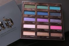 Holiday 2015 Urban Decay - Urban Spectrum Eyeshadow Palette ($55.00 for 0.75 oz.) includes fifteen, full-sized eyeshadows