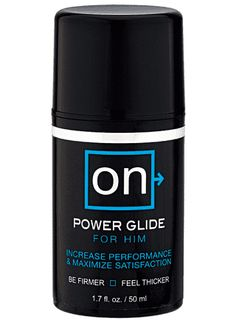 Gel Lubricante Masculino On Power Glide