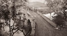 Although peaceful in this picture, Burnside Bridge was the site of some of the most extreme fighting during the battle