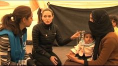 Angelina Jolie attacks UN paralysis over Syria's refugee crisis in New York | Daily Mail Online