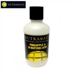 Il PINEAPPLE & N-BUTIRIC ACID di #Nutrabiauts è un aroma all'ananas con aggiunta di acido butirrico: https://www.pagliarinifishing.it/Product_16368_PINEAPPLE___N_BUTIRIC_ACID___100_ml