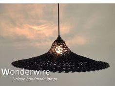 Een persoonlijke favoriet uit mijn Etsy shop https://www.etsy.com/listing/276918160/xl-design-pendant-lamp-flying-saucer