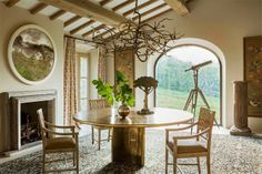 Mix and Chic: Home tour- A charming Italian farmhouse!