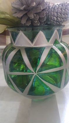 Vase, Home Decor, Manualidades, Decoration Home, Room Decor, Vases, Home Interior Design, Home Decoration, Interior Design