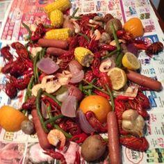 Louisiana Crawfish Boil Allrecipes.com