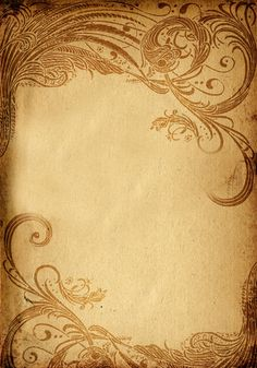 Old Paper Background, Kids Background, Textured Background, Papel Vintage, Vintage Paper, Borders For Paper, Borders And Frames, Molduras Vintage, Certificate Background