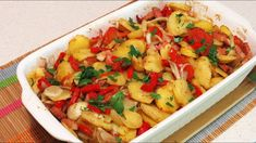 Cartofi Taranesti la Cuptor - YouTube Serbian Recipes, Scottish Recipes, Turkish Recipes, Romanian Recipes, Ethnic Recipes, Serbian Food, Good Food, Yummy Food, Gordon Ramsey