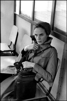 Henri Cartier-Bresson | Martine Frank