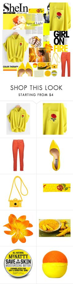 """Summer Fires"" by emc0814 ❤ liked on Polyvore featuring Acne Studios, INC International Concepts, Moschino, Illamasqua and Mr Natty"