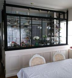 原状回復OK!DIYで賃貸マンションにパリのカフェ風パントリー♪|LIMIA (リミア)