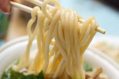 Noodles at Sheng Wang