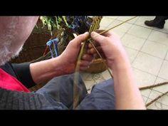 pletení pomlázek - YouTube