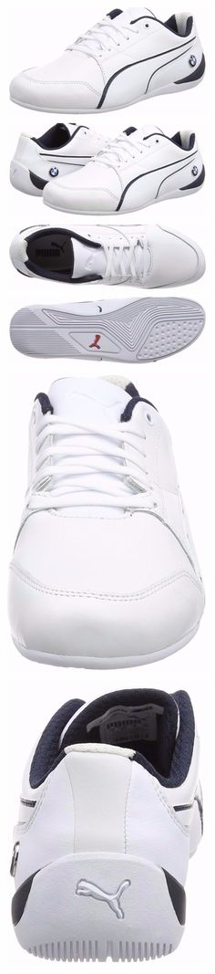 Puma Unisex-Erwachsene Bmw Ms Drift Cat 7 Sneaker Obermaterial: Leder Innenmaterial: Textil Sohle: Gummi Verschluss: Schnürsenkel Absatzform: Flach Materialzusammensetzung: Anderes Leder