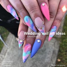 """Visit our site for additional information on """"acrylic nail art designs ring finger"""". It is actually a great spot to learn more. Nail Art Designs, Simple Nail Designs, Dope Nails, Glam Nails, Nail Swag, Hair And Nails, My Nails, Wedding Nails Design, Best Acrylic Nails"""