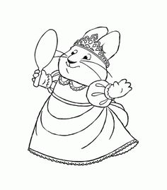 max and ruby coloring pages   Max And Ruby Coloring Pages For Kids. Free Online Printable Pictures ...