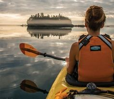Nancy Pfieffer and Fredrik Norrsell explain the appeal of subsistence kayaking as they begin a summer journey in Southeast Alaska