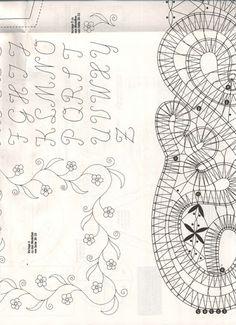 Сколки сцепное кружево - Аня Журавлева - Picasa-Webalben