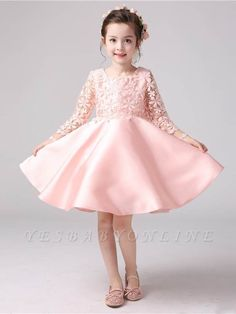 Flower Girl Dress Sweet White Ball Gown Flower Girls Dresses Lace Tulle Kids First Communion Dress on Luulla Cute Flower Girl Dresses, Tulle Flower Girl, Cute Dresses, Girls Dresses Online, Dress Online, White Ball Gowns, Girls Party Dress, Dress Party, Sweet Dress