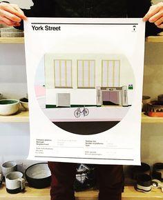 York Street poster