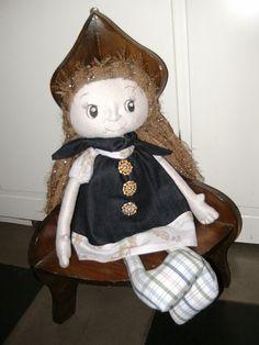 Soft Sculpture Doll: Prudence. Il Cartamodello con le Istruzioni e i Diagrammi Step by Step per la Scultura ad ago costa €.5.00 Scrivetemi per richiederlo rossella.usai@dalbauledellanonna.com Nel Sito tanti Cartamodelli a scelta.