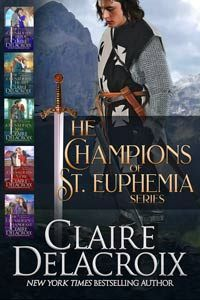 """Read """"The Champions of St. Euphemia Boxed Set"""" by Claire Delacroix available from Rakuten Kobo. The Champions of St. Euphemia Boxed Set includes all five medieval romances in this thrilling series by Claire Delacroix. New York Times, New Wife, Knights Templar, The Grandmaster, Another Man, Great Books, Reading Online, Maid, Claire"""