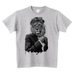 THE LION   デザインTシャツ通販 T-SHIRTS TRINITY(Tシャツトリニティ)