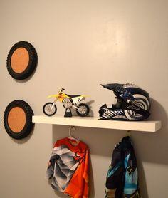 Perfect Dirt Bike Bedroom